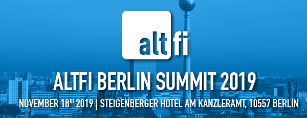 AltFi Summit 2019 in Berlin