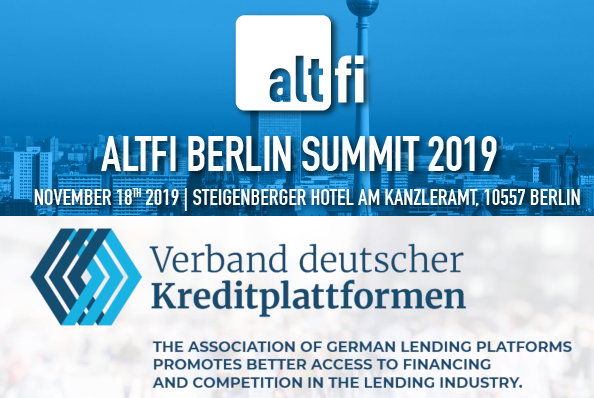 Banner AltFi Summit 2019