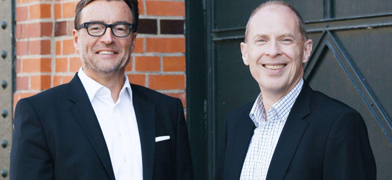 Beitragsfoto_Die Vorstände der Varengold Bank v.l. Dr. Bernhard Fuhrmann und Frank Otten
