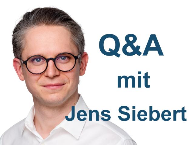 Jens Siebert Beitragsfoto Newsroom